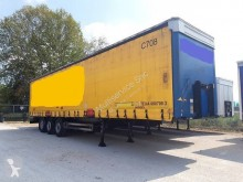 Kögel S24 semi-trailer used tautliner