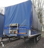 Krone semi-trailer used tarp