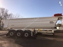Menci benne tp acier semi-trailer new construction dump