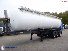 Semi remorque citerne General Trailers Powder tank alu 42 m3 (tipping)