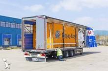 Semi remorque rideaux coulissants (plsc) Schmitz Cargobull SCS VARIOS - Rehaussable au roulage jusqu'a 3050mm - Actuellement disponible sur parc