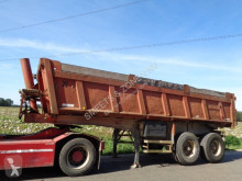 semi reboque Robuste Kaiser Oplegger LAmes/steel