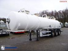 semirimorchio Maisonneuve Chemical ACID tank 24.4 m3 / 1 comp