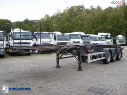 Semiremorca transport containere Overlander container trailer 10-20-30 ft