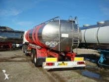 ETA semi-trailer used food tanker