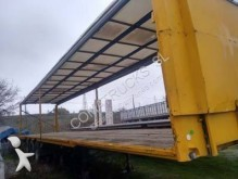 Contrailer S323RA semi-trailer used flatbed