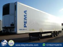 Krone DOPPELSTOCK BITEMP carrier vector 1850 semi-trailer