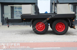 Hilse flatbed semi-trailer
