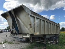 Benalu TP semi-trailer used construction dump