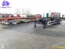 Sættevogn nc Container Transport containervogn brugt