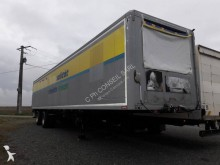 Ackermann semi-trailer used insulated