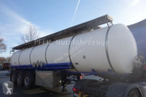 semi remorque LAG Chemietank L4BH- 3 Kammern- ADR- LIFT-TOP