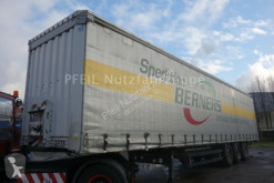 semi reboque Krone SD Tautliner- SAF- LIFT- Anti Vandal- UNFALL