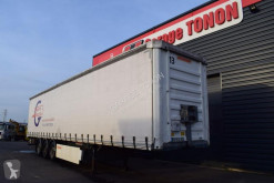 Fruehauf TX38CS S9EBS semi-trailer used tautliner