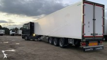 Lucas mono temperature refrigerated semi-trailer semirremolque frigorifico