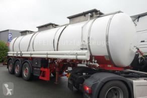 Návěs Hendricks L4BN / L4BH ADR neu-Chemietank-22.500 l-gummiert cisterna použitý