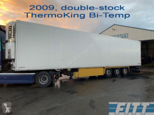 trailer Schmitz Cargobull ThermoKing 2 Temp, double stock