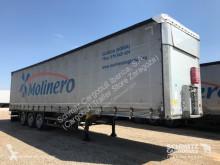 Návěs Schmitz Cargobull Varios Curtainsider posuvné závěsy použitý