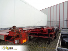 Broshuis chassis semi-trailer 3UCC-39 + + 2X EXTENDABLE 40FT HC