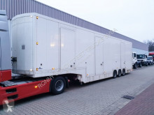 Semirremolque Semi nc GAV SSA 28 Mega GAV SSA 28 Mega Autotransporter geschlossen