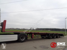 General Trailers flatbed semi-trailer Oplegger
