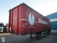 semi remorque Netam ONCRK 22 110 CURTAINSIDE WITH STEERING AXLE (ABS)