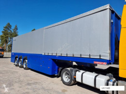 Naczepa Langendorf DO SZKŁA PŁYT BETONOWYCH Inloader GLASS 2008 9,50 m używana