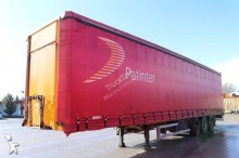 Lecitrailer D1-0036 semi-trailer used tautliner