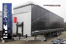 Schwarzmüller semirimorchi centinati francesi e sponda nuovi semi-trailer new tautliner