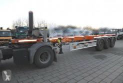 Fliegl Containerauflieger SDS 380 Containerauflieger ki semi-trailer