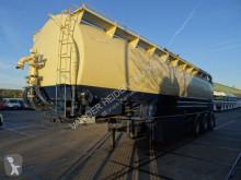 Semirremolque Lambrecht 85LK40 / GESTUURD / SILO / 9 KAMER cisterna usado