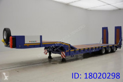 Semitrailer maskinbärare Invepe Low bed trailer - NEW!
