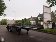 Trailer Samro SD 30 tweedehands platte bak