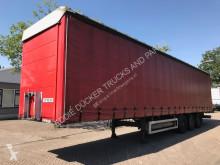 Tracon Uden TRACON T01727 semi-trailer used tautliner