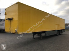 Floor semi-trailer