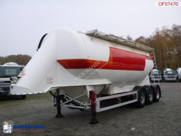 semirremolque Feldbinder Powder tank alu 38 m3 / 1 comp