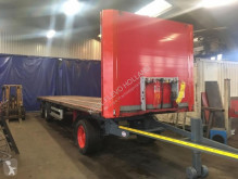 Tracon Uden VERKOCHT semi-trailer used flatbed