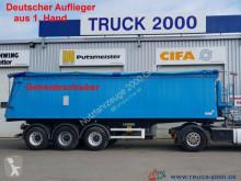 Carnehl 3 Achs Alu 40m³ mit 32.8t. Nutzlast 1. Hand semi-trailer