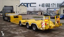 ATC ANN semi-trailer new heavy equipment transport