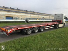 ATC ANN semi-trailer new flatbed