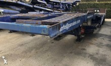 Montenegro SPV 3G 135 semi-trailer used car carrier