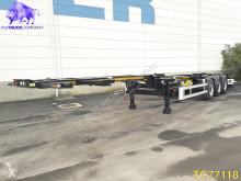 Semi remorque porte containers nc Container Transport