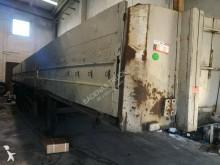 trailer platte bak Fruehauf