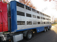 Berdex cattle semi-trailer OS 12.27
