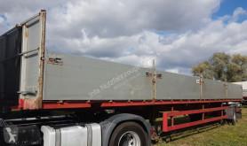 semi reboque Blumhardt SAL 24122 S BPW 19 Tonnen Lenk Achse TOP ZUSTAND