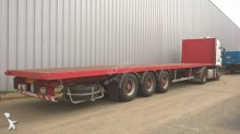 Trouillet semi-trailer used flatbed