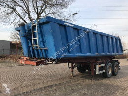 ATM tipper semi-trailer GOEBEL SAK33