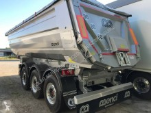 New tipper semi-trailer Menci TP ACIER SA 740