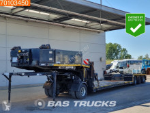 Meusburger heavy equipment transport semi-trailer MPG-3 / MDY-1 Dolly 3x Lenkachse 300cm Ausziehbar bis 17,20 Top Condition!