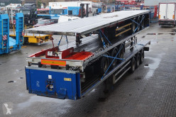 Trailer Schmitz Cargobull Open 3-assig/ 13.6m tweedehands platte bak